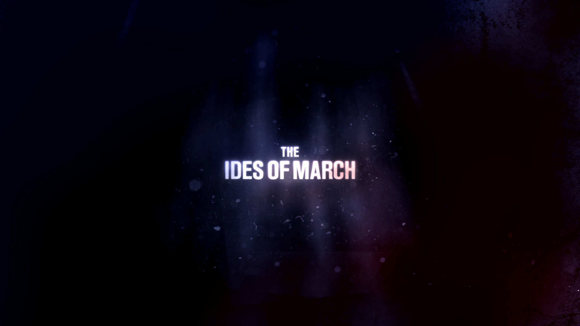 PHILLIP HAN  MOTION DESIGNER / ANIMATOR THE IDES OF MARCH